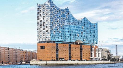 Elbphilharmonie Hamburg.