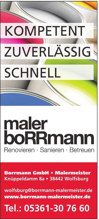 Borrmann GmbH • Malermeister