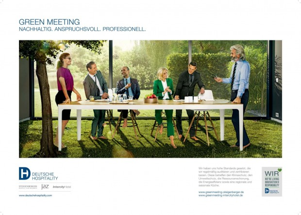 Deutsche Hospitality Green Meetings