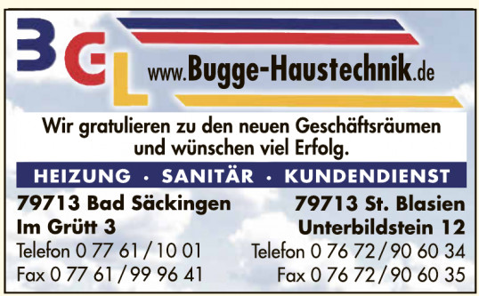BGL Bugge Haustechnik GmbH