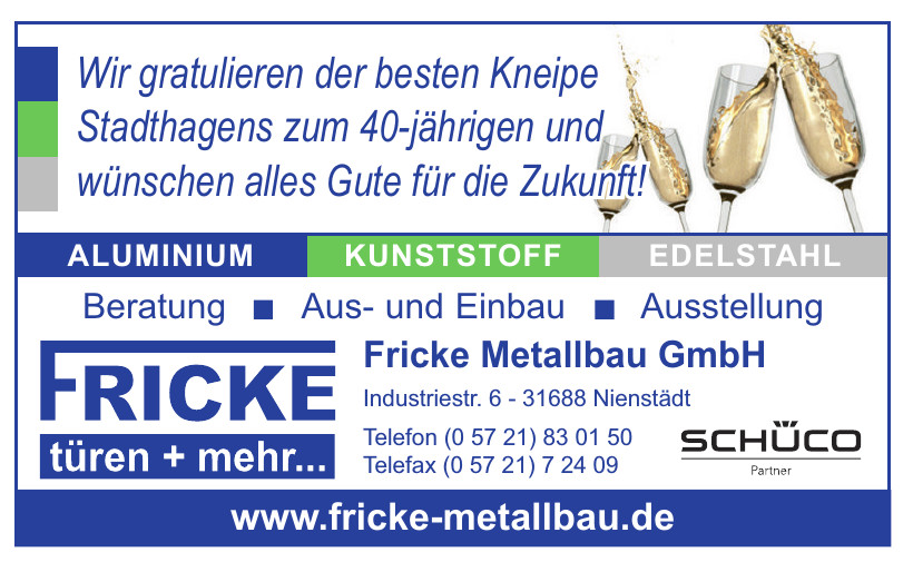 Fricke Metallbau GmbH