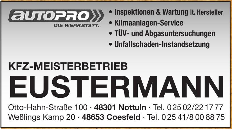 Eustermann Kfz-Meisterbetrieb