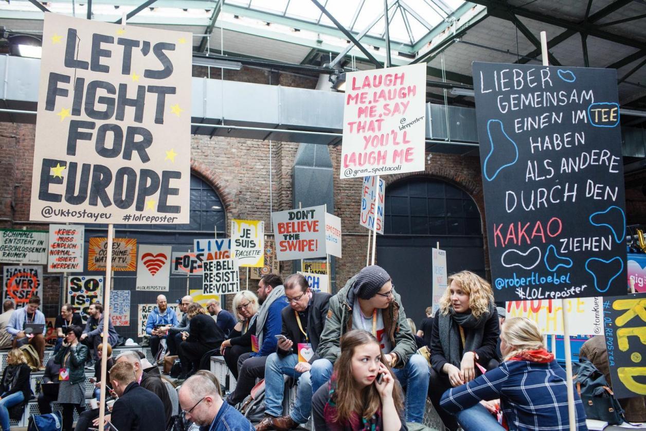 Europa leben, eigene Filterblase verlassen Image 1