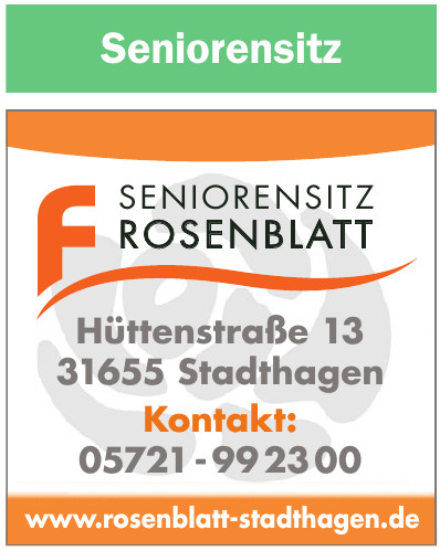 Pflegedienst Rosenblatt