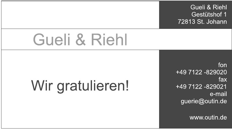 Gueli & Riehl