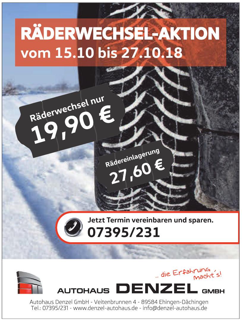 Autohaus Denzel GmbH