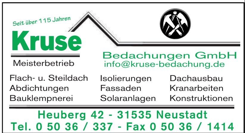 Bedachungen GmbH