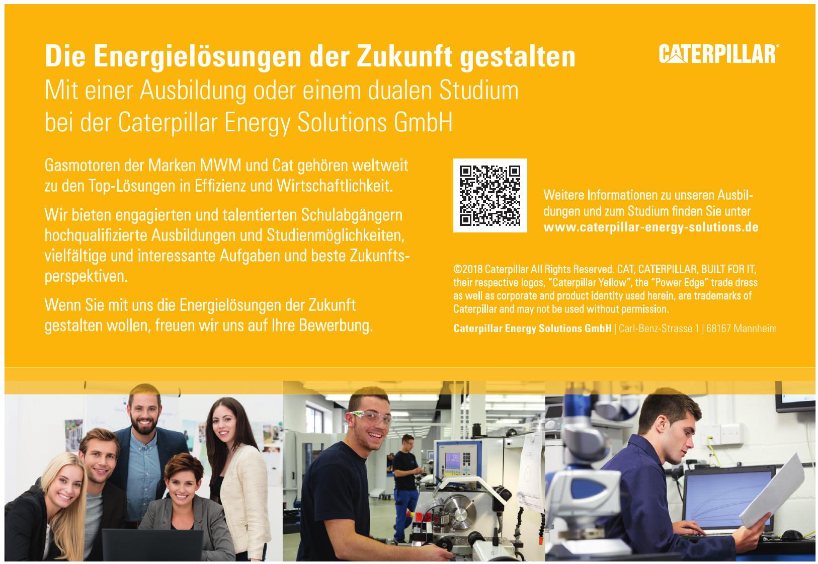 Caterpillar Energy Solutions GmbH
