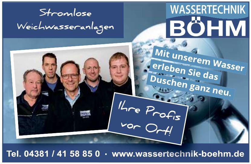 Wasetechnik Böhm