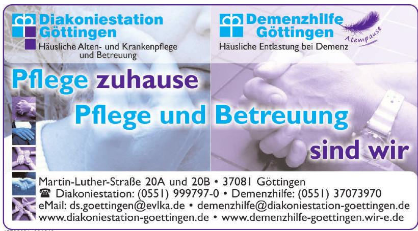Demenzhilfe Göttingen