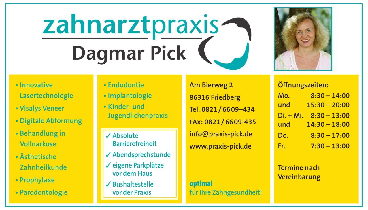 Zahnarztpraxis Dagmar Pick