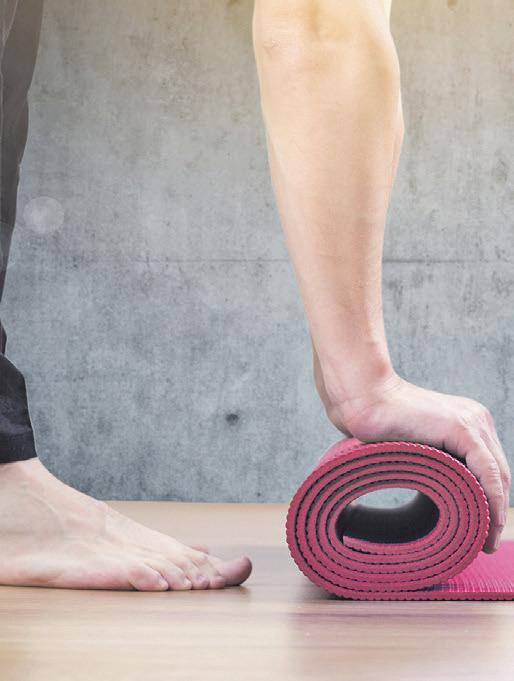Ein Fließestrich und eine Fußbodenheizung: Diese Kombination kann für angenehm warme Füße