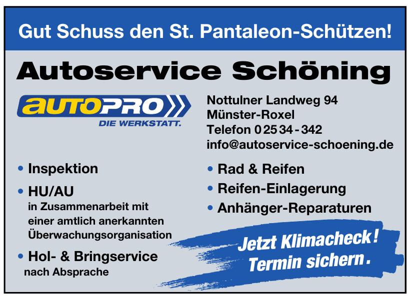 Autoservice Schöning