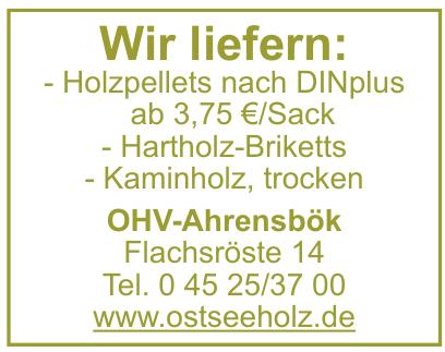 OHV Ostseeholz GmbH