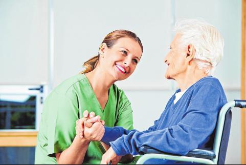 warum wollen sie krankenpfleger werden