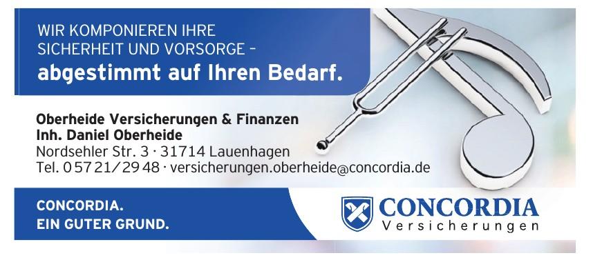 Oberheide Versicherungen & Finanzen Inh. Daniel Oberheide