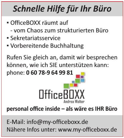 OfficeBOXX