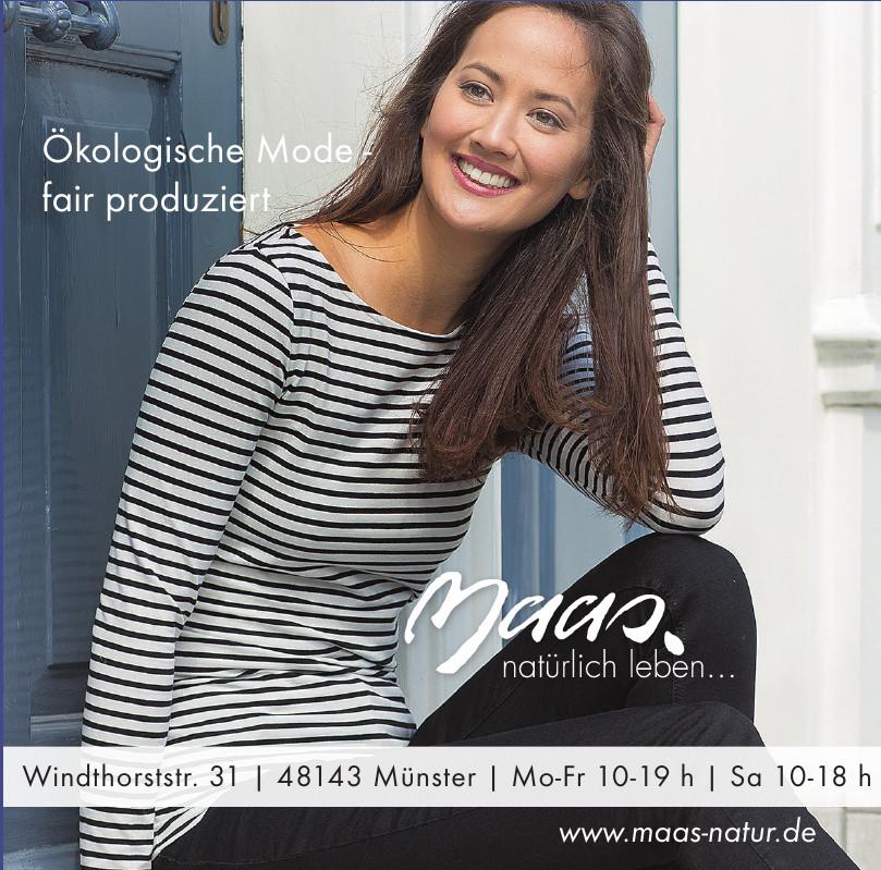 Maas - Ökologische Mode