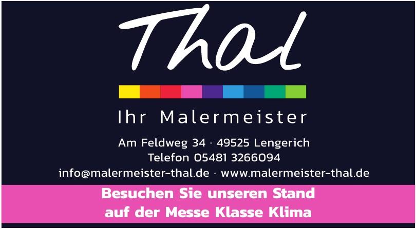 Thal Malermeister