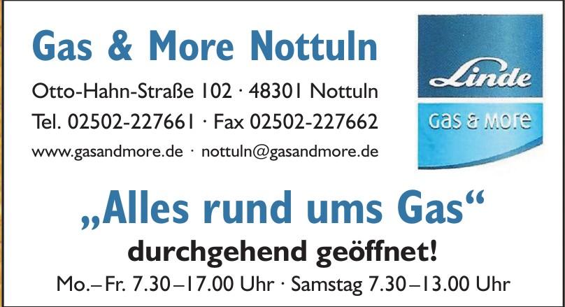 Gas & More