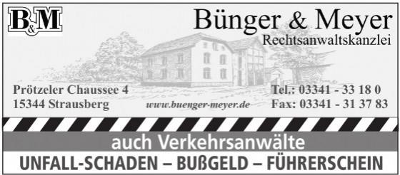 Bünger & Meyer