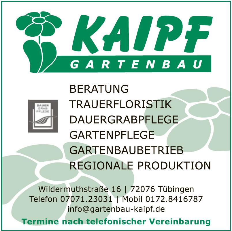 Kaipf Gartenbau