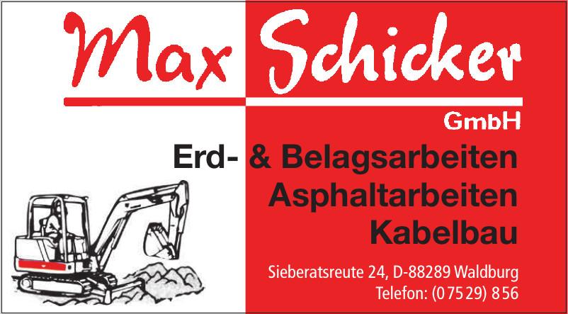 Max Schicker GmbH
