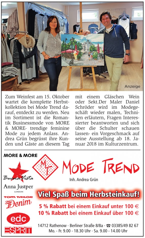 Mode Trend