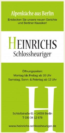 Heinrichs Schlossheuriger