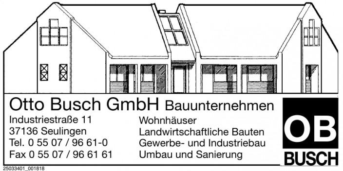 Otto Busch GmbH Bauunternehmen