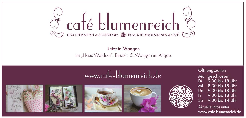 café blumenreich