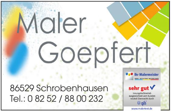 Maler Goepfert