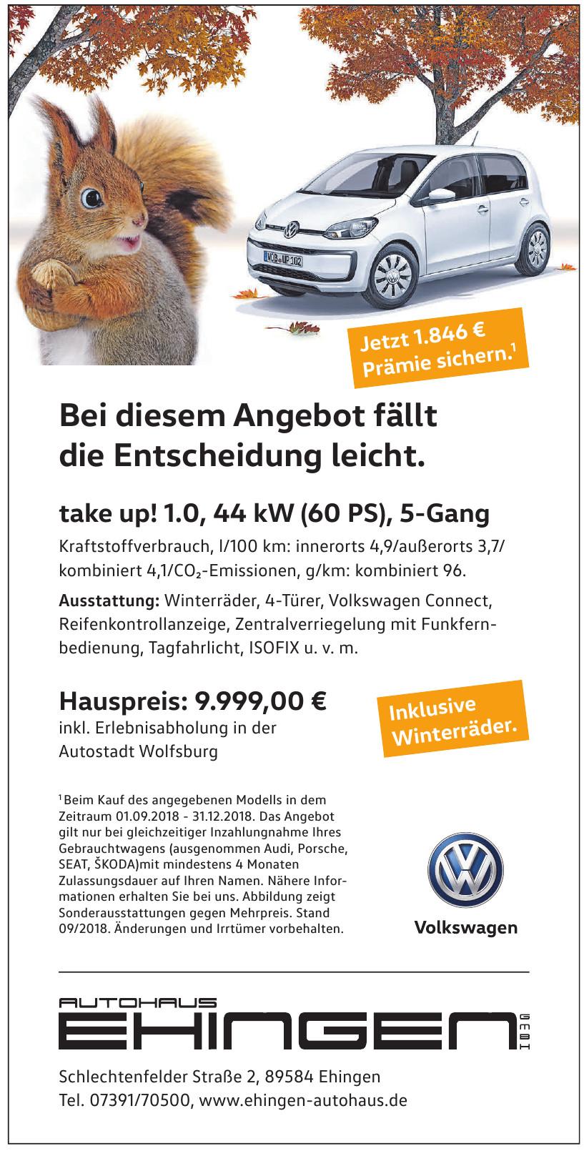 Autohaus Ehingen GmbH