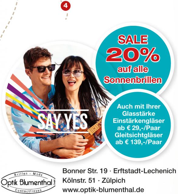 Blumenthal GmbH Brillenmode und Contactlinsen