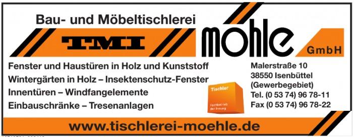Bau- und Möbeltischlerei TMI Mohle GmbH