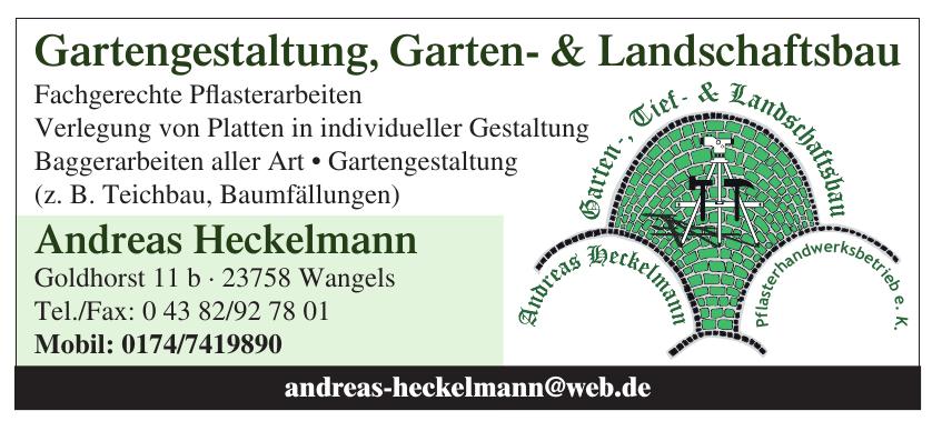 Gartengestaltung, Garten- & Landschaftsbau