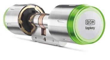 Doppelzylinder Eniq Pro von Dom – ausgezeichnet mit dem Plus X Award