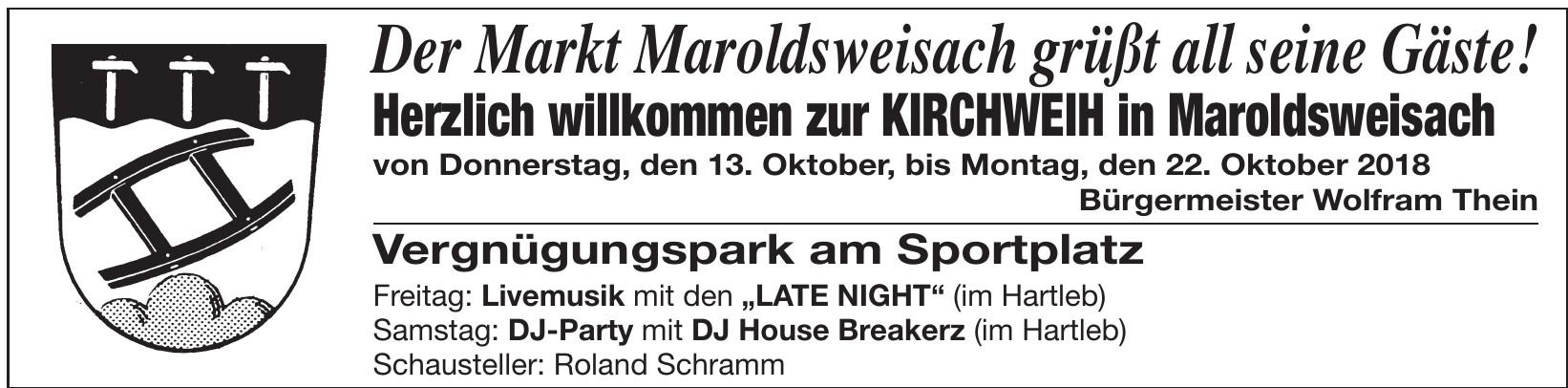Kirchweih in Maroldsweisach