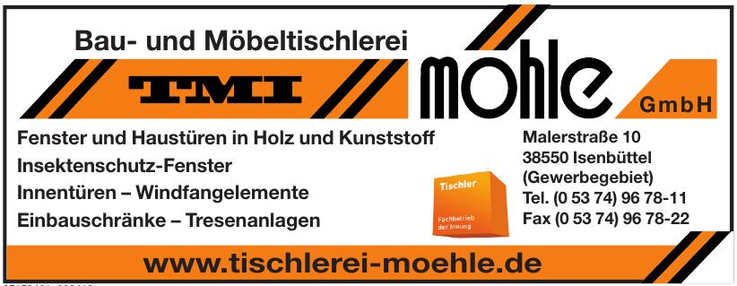 Bau- &  Möbeltischlerei Möhle