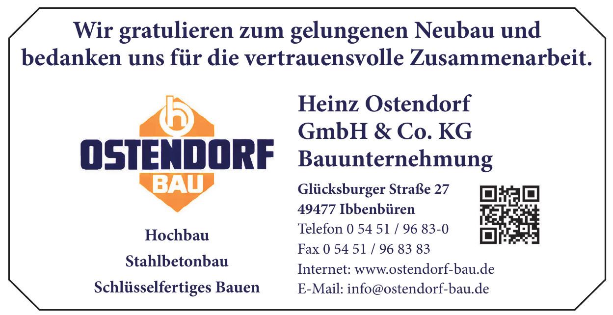 Heinz Ostendorf GmbH & Co. KG Bauunternehmung