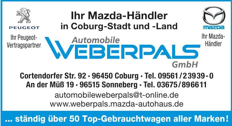 Automobile Weberpals GmbH