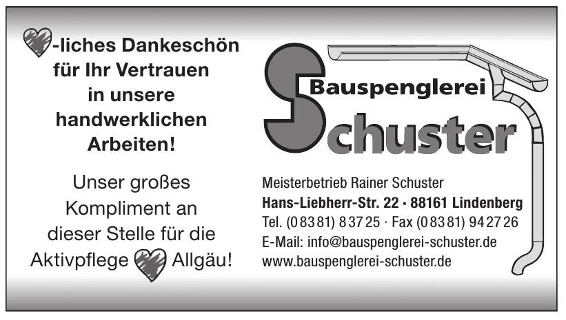 Meisterbetrieb Rainer Schuster