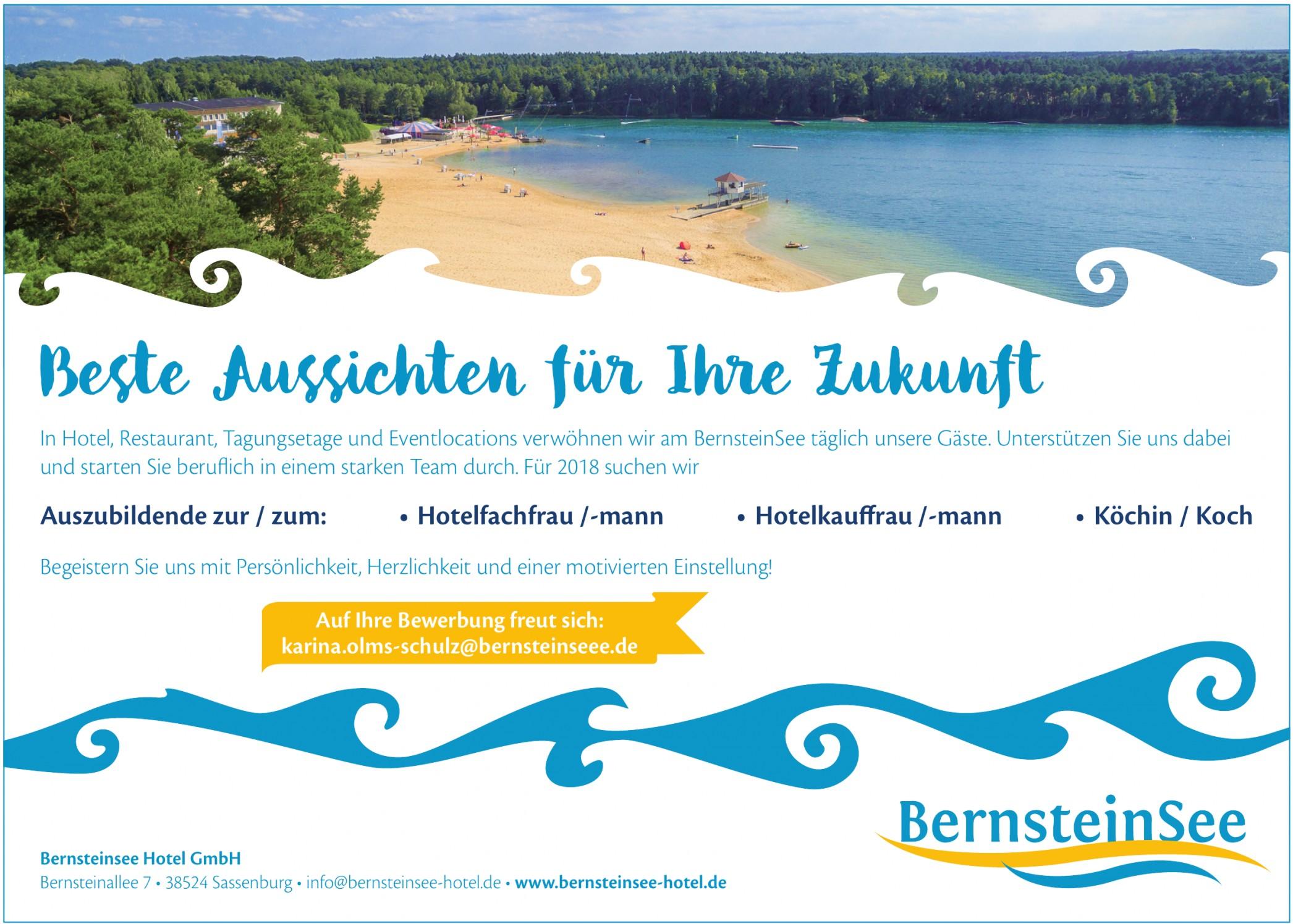 Bernsteinsee Hotel GmbH