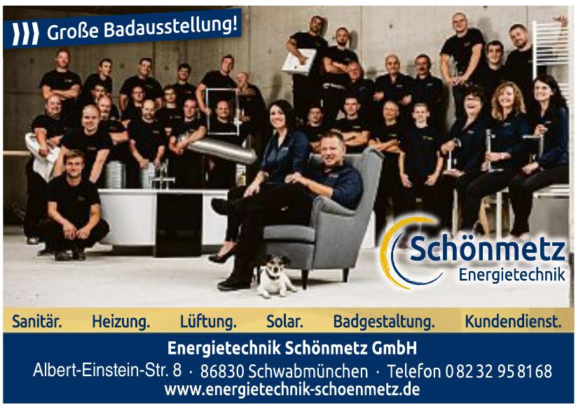 Energietechnik Schönmetz GmbH