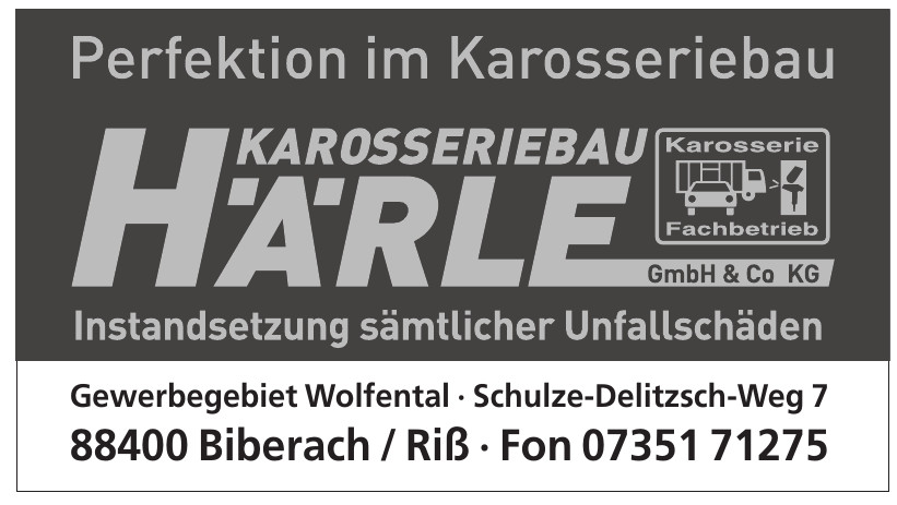 Härle GmbH & Co. KG – Autovermietung