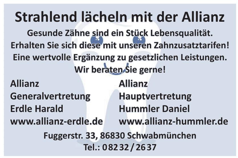 Allianz Generalvertretung Erdle Harald