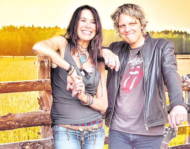 Elizabeth Lee und Martin Hauke. Foto: privat