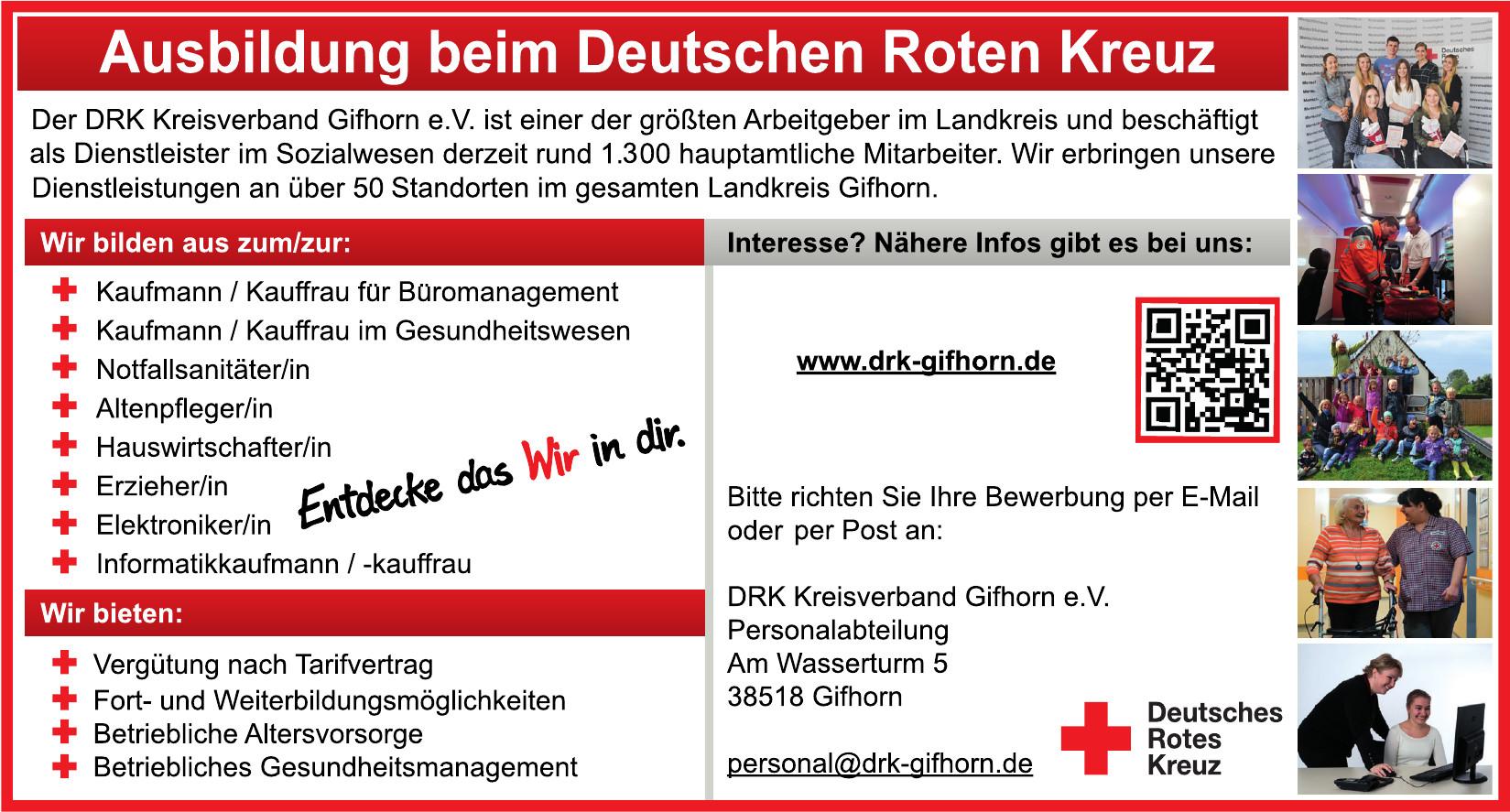 DRK Kreisverband Gifhorn e. V.