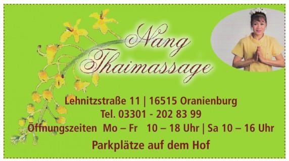 Nang Thaimassage