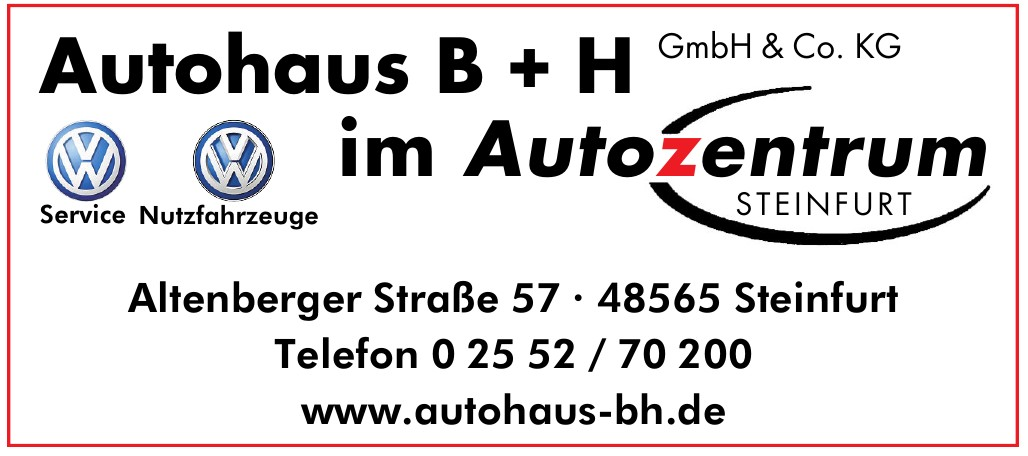Autohaus B + H GmbH & Co. KG